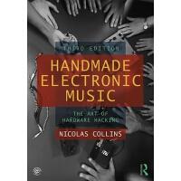 【预订】Handmade Electronic Music 9780367210106