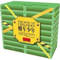 棚车少年・第2辑(4本中文+4本英文原版+英文CD)儿童读物启蒙教育英汉双语少儿英语