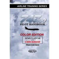 【预订】747-400 Pilot Handbook (Color): Simulator and Checkride