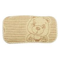 御目 儿童枕套 夏季凉席枕头套婴儿凉席枕套宝宝学生亚草纤维凉席枕儿童套枕礼品卡家居床上用品