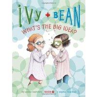 Ivy and Bean#7:What's the Big Idea? 艾薇和豆豆7:我有一个超级大创意 ISBN97