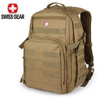 SWISSGEAR瑞士军刀登山包 男女旅行包双肩户外背包野营徒步骑行包