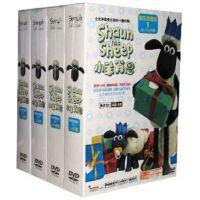 小羊肖恩全集1-80集16dvd小羊肖恩DVD
