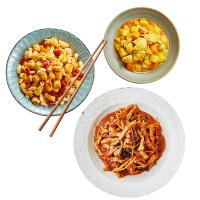正大厨易家常菜组合(宫保鸡丁300g/盒+泰式咖喱鸡300g/盒+鱼香肉丝300g/盒)各一盒
