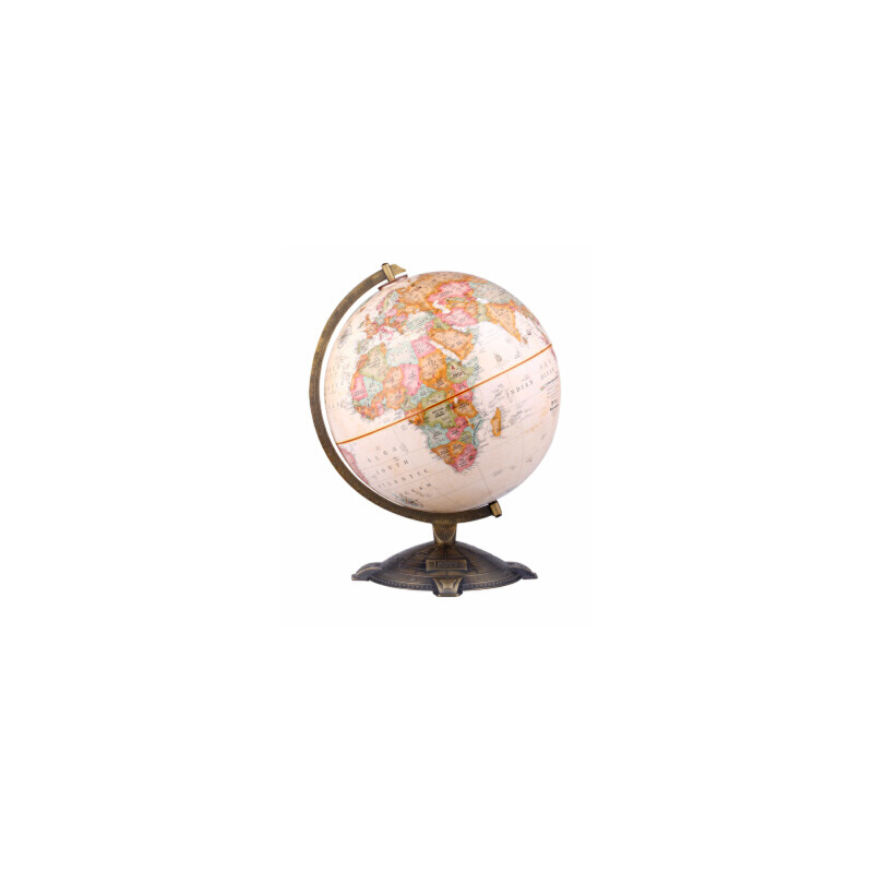 【二手正版9成新】博目地球仪 艾伦:30cm中英文政区古典立体地球仪北京博目地图制品有限公司中国地图出版社,测绘出版社9787503034213