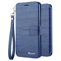 oppor15手机壳 OPPO R15保护套 r15 标准版 梦境版 手机套 保护壳 全包挂绳硅胶插卡翻盖皮套