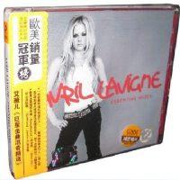 艾薇儿 AVRIL LAVIGNE 巨星金曲混音精选 CD