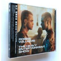 原装正版 罗比・威廉姆斯 / 重拳出击 Robbie Williams 2017新专辑 音乐CD
