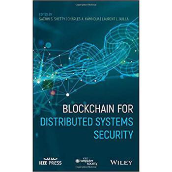 【预订】Blockchain For Distributed Systems Security 9781119519607 美国库房发货,通常付款后3-5周到货!