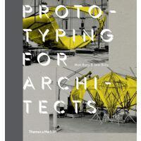 正版 Prototyping for Architects 建筑师原型 英文原版建筑设计图书