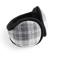 冬季保暖耳套骑车耳捂防风折叠后戴式耳包耳罩