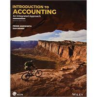 【预订】Introduction To Accounting Eighth Edition 9781119600107