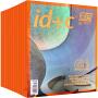 id+c杂志 订阅2021年1-12月 室内设计与装修  世界室内设计杂志