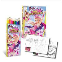 原装正版 芭比之公主的力量限量礼品版(DVD9)儿童卡通片 动画片 高清