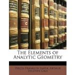 【预订】The Elements of Analytic Geometry