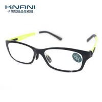 卡朗尼 塑钢老花镜 时尚休闲款式超轻防疲劳老视眼镜 远视眼镜 白色镜腿 6821
