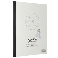 EXO-M专辑 wolf xoxo Hug Ver M队 CD 写真集 签名小卡