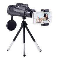 单筒望远镜 高倍演唱会望眼镜微光夜视军手机拍照