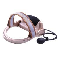 家用吊颈椎牵引器矫正理疗仪夹脖子疼护颈部充气式拉伸劲椎病颈托