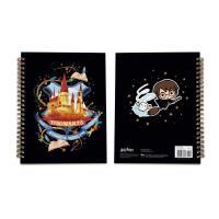 现货 哈利波特螺旋笔记本 哈利波特周边 英文原版 Harry Potter Spiral Notebook 卡通 萌系