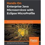 【预订】Hands-On Enterprise Java Microservices with Eclipse Mic