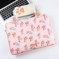 惠普l笔记本电脑包女内胆包13.3 通用联想小新 g710s保护套 小