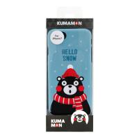 【正版授权】酷MA萌 熊本熊原创手机壳IPhone7/7P/8/8P/X手机保护套个性男女 雪色圣诞 Iphone 7