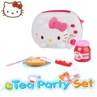 凯蒂猫儿童过家家厨房餐具 女孩宝宝做饭仿真玩具套装hellokitty