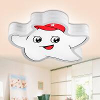 雷士照明 儿童卧室灯 LED吸顶灯 24W白光
