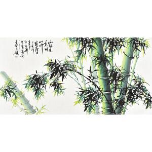当代实力派画家黄开元四尺整张花鸟画gh04734