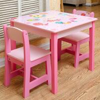 瑞美特幼儿园儿童桌椅套装宝宝学习桌小孩写字桌玩具桌儿童游戏桌