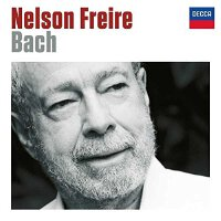 现货 [中图音像][进口CD]弗莱利演奏巴赫作品 Nelson Freire - Bach