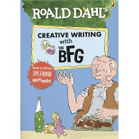 Roald Dahl's Creative Writing with The BFG 跟罗尔德・达尔学写作系列1 好心眼