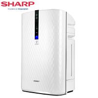 夏普(Sharp)空气净化器 KC-WB2-W1 家用 除菌 除雾霾 加湿 净化甲醛 净化器(WB2升级款)