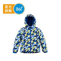 【冰点秒杀价:139】361度童装 儿童羽绒服冬季K51743918