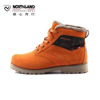 【顺心而行】诺诗兰NORTHLAND秋冬户外登山徒步女鞋耐磨保暖冬靴 FT052090-Q