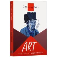 Letters of Note Art 见信如晤 艺术 英文原版 见信如晤系列 Shaun Usher 肖恩亚瑟 全英文