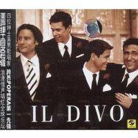 【正版】美声绅士IL DIVO:同名专辑 (CD)