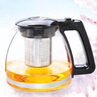 过滤冲茶器家用水壶玻璃泡茶壶茶具茶壶玻璃耐热花茶功夫红茶杯