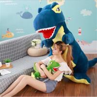 【全店支持礼品卡】韩国恐龙公仔毛绒玩具1.6霸王龙三角龙恐龙当家可爱卡通男孩儿童生日礼物