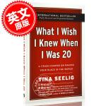 现货 真希望我20几岁就知道的事 10周年版 英文原版 What I Wish I Knew When I Was 2
