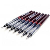 红环Rotring 一次性 绘图笔 红环针管笔 黑液