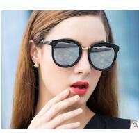 欧美个性户外旅行眼镜墨镜炫彩膜太阳镜女潮韩版街偏光太阳眼镜