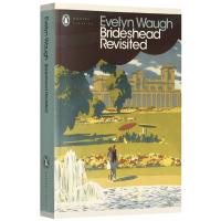 Brideshead Revisited 故园风雨后 英国版红楼梦 英文原版 旧地重游 英文版进口英语文学书籍