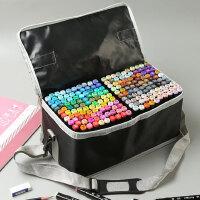马克笔套装touch正品学生双头全套168色200色204色262色480色1000色装双头手绘动漫设计初学者全套水彩笔