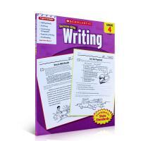 Scholastic Success with Writing, Grade 4 学乐成功系列:四年级写作【英文原版】