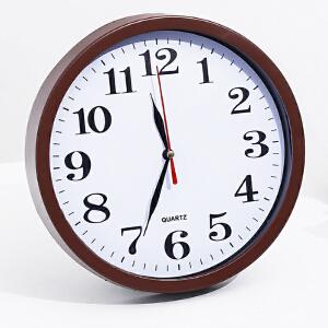挂钟 可爱卡通静音挂钟儿童房创意时钟表客厅卧室现代简约康巴丝石英钟家居用品