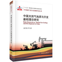 中国天然气地质与开发基础理论研究