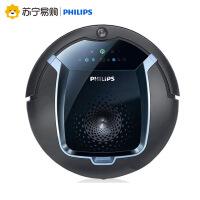 【苏宁易购】Philips/飞利浦扫地机器人FC8810家用一体智能全自动充电吸尘器