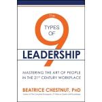 【预订】The 9 Types of Leadership 9781682616383
